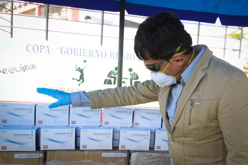 Fabricarán 100 ataúdes para fallecidos por coronavirus en Arequipa ...